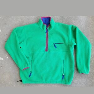 Patagonia Glissade Large Reversible Fleece